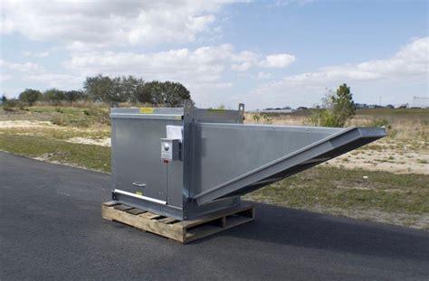 "Make Up Air Supply Unit (12"" Blower, 3000 CFM, 6169 RPM)"