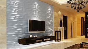 Wandgestaltung Mit Steinoptik : moderne wandpaneele 80 fotos zum erstaunen ~ Markanthonyermac.com Haus und Dekorationen