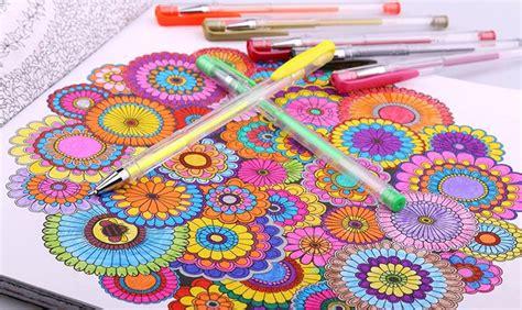 best gel pens for coloring max nash