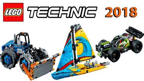 neue lego sets 2018 lego technic 2018 sets