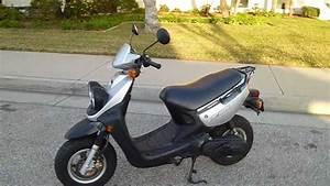 2003 Yamaha Zuma 50 Scooter