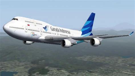 Sudah Mengudara 12 Menit Pesawat Garuda Indonesia Kembali