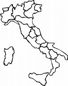 Best Photos of Printable Blank Map Outlines Of Italy ...