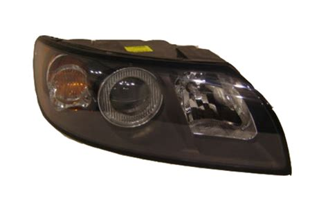 2008 volvo s40 i am confused by the headlight configuration