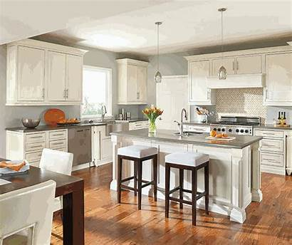 Cabinets Oak Kitchen Painted Cabinet Decora Cabinetry