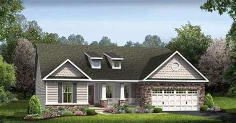 construction homes  sale springbrook ryan homes house plans pinterest