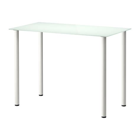 ikea glass tops for tables glasholm adils table glass white white 99x52 cm ikea