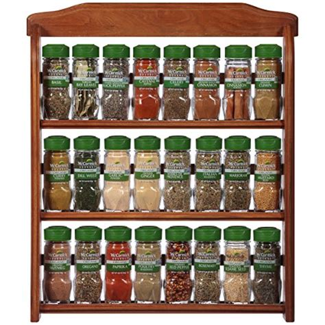 Spice Rack Spices Included by Mccormick Cookware Store