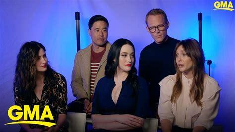 'WandaVision' cast explains the inspiration behind the ...
