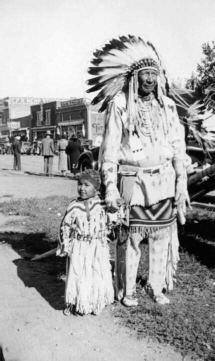 Blackfoot Indian Medicine Man