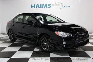 2017 Used Subaru Wrx Premium Manual At Haims Motors