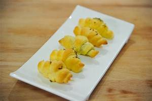 Mini Croissant Apéritif : recette de mini croissants ap ritifs la recette facile ~ Melissatoandfro.com Idées de Décoration