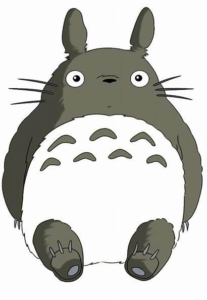 Totoro Cartoon Japanese Popular Transparent Background Automatically