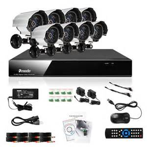 Home Security Systems Camera Surveillance