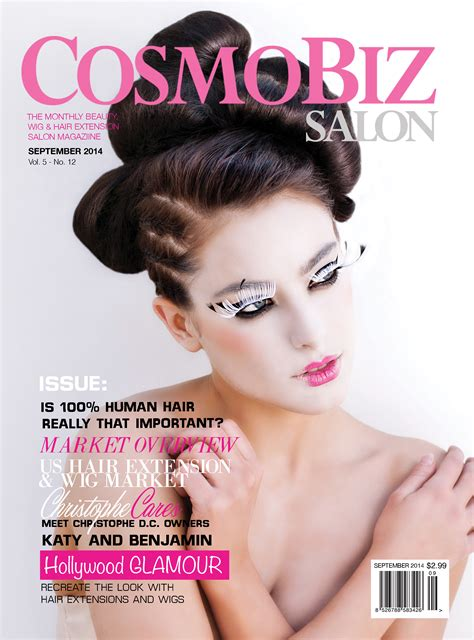 CosmoBiz Salon Magazine, Specializing in Hair Extensions ...