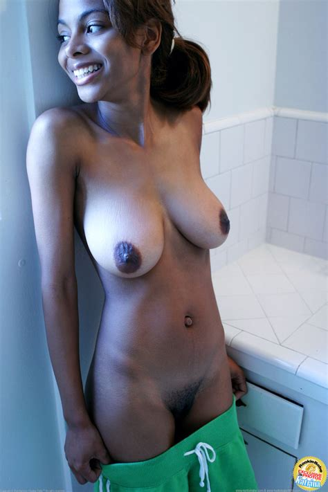Rookie Babe Katrina African American Porn Star Image
