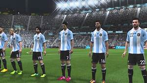 (PS4) FIFA 14 | Argentina vs Brazil | International ...