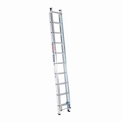 Extension Aluminium Ladder Ladders Single Step Dual