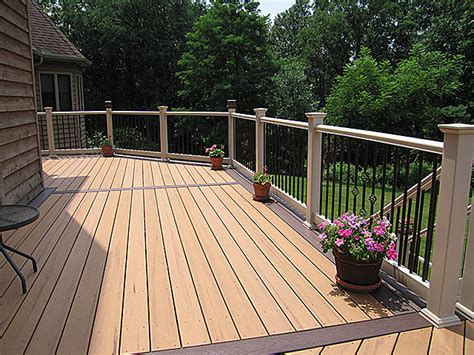 advantages     toned deck  deck stain
