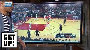 Jalen Rose breaks down film of Chris Paul from Rockets ...