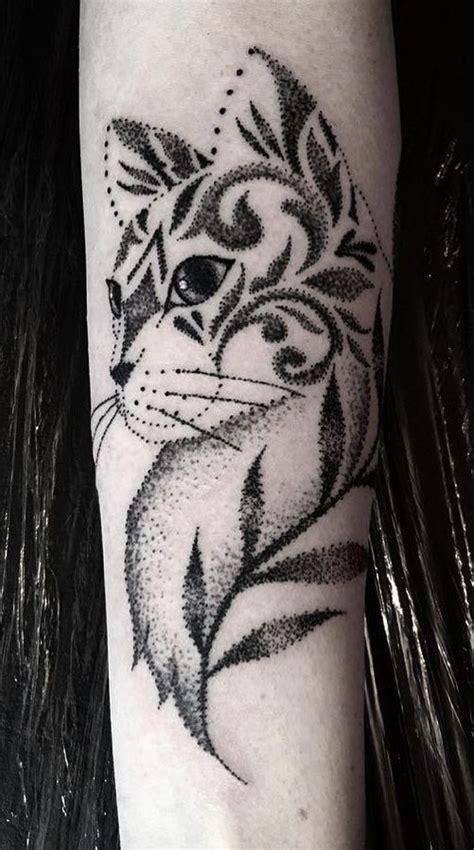 mandala tattoo placement mandalatattoo cat tattoo