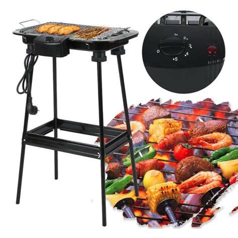 barbecue sur pied achat vente pas cher cdiscount
