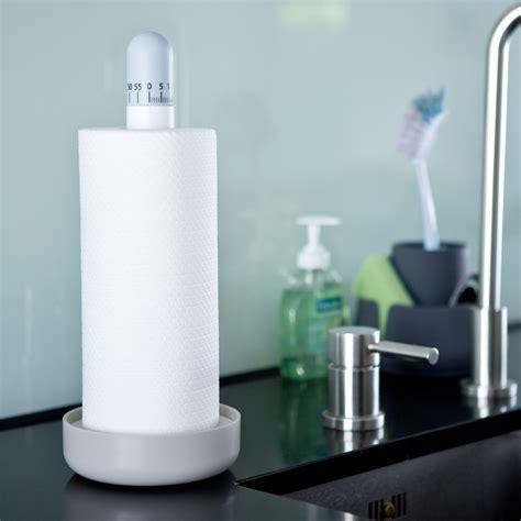 royal vkb paper towel holder kitchen timer  green head