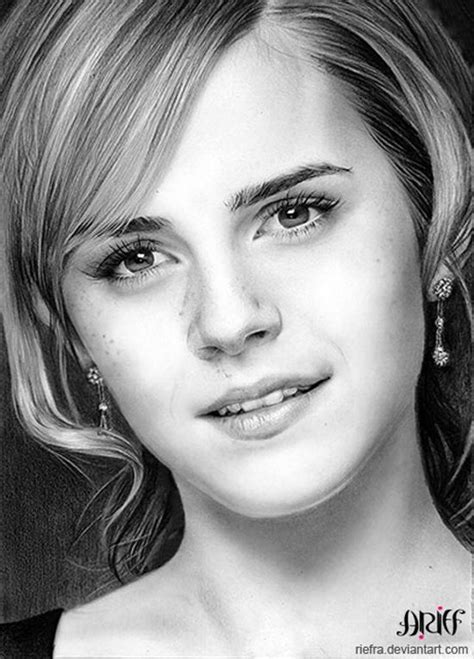 50 Excellent Examples Of Portrait Drawing Pinterest