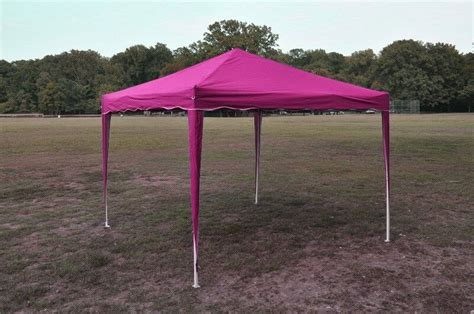 pink    easy pop  canopy gazebo party tent bbq wedding event tent ebay