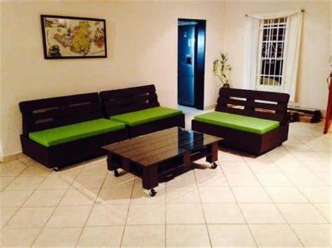 10 Different Diy Pallets Furniture Designs