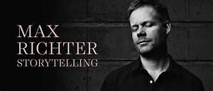 RA: Max Richter: Storytelling