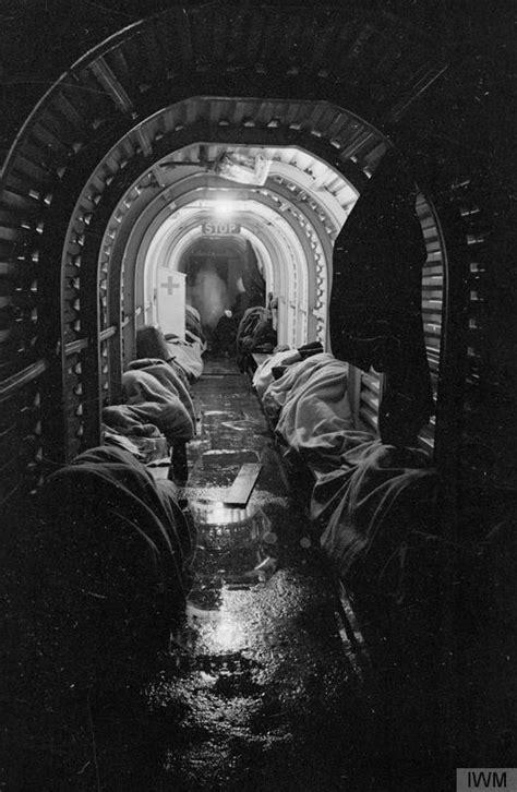 Bill Brandt's Underground Shelter Photographs from
