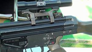 Shooting H&K G3 .308 Winchester tribute to German rifle ...  G3