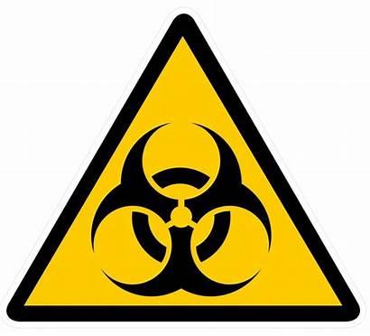 Symbol Biohazard Danger Warning Signs Toxicology Hazard