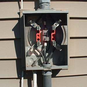 How Wire Electric Meter