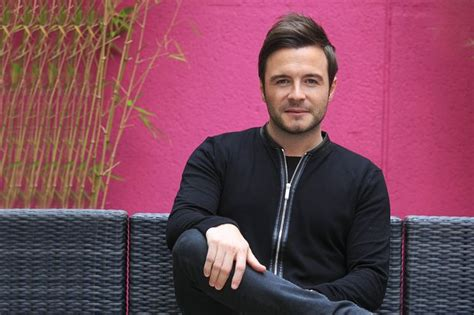Ex-westlife Star Shane On Bouncing Back From Bankruptcy