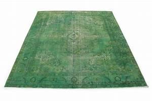 Vintage Teppich Grün : vintage teppich gr n in 370x280cm 1001 5045 bei kaufen ~ Eleganceandgraceweddings.com Haus und Dekorationen