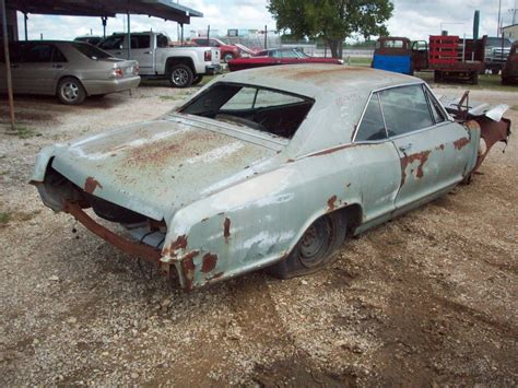 1965 Buick Riviera Parts by C T C Auto Ranch Parts Cars Riviera