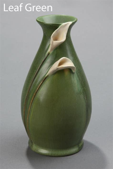 calla lily bud vase ephraim pottery
