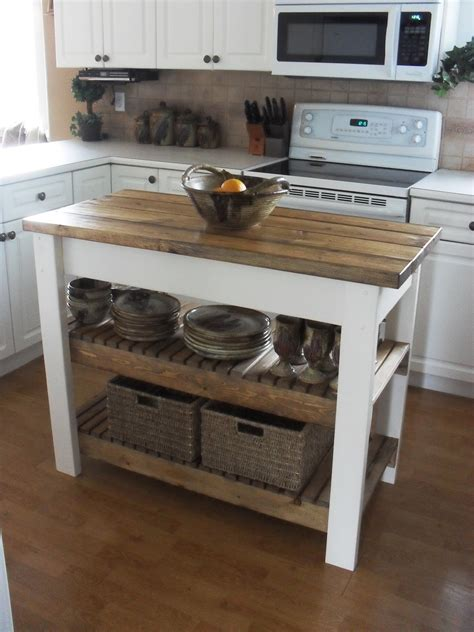 home frosting kitchen island