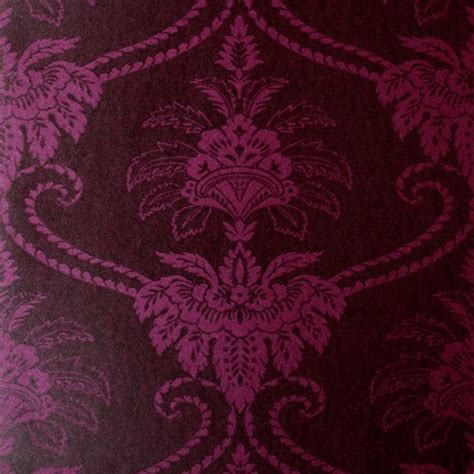 damask purple  nw