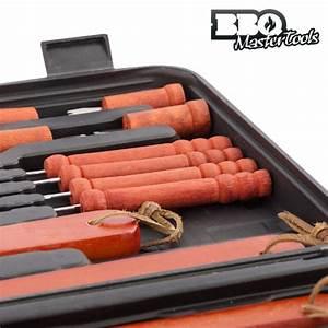 Ustensiles Pour Barbecue : malette ustensiles pour barbecue commentseruiner ~ Premium-room.com Idées de Décoration