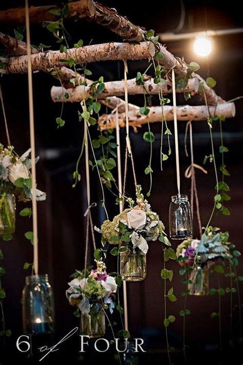 How To Make Rustic Decorations - 50 beautiful rustic wedding decorations