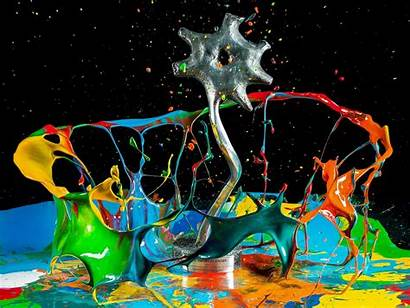 Spray Paint Colorful Wallpapers Desktop Background Backgrounds