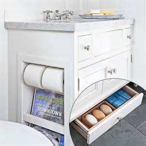 updating kitchen cabinet ideas clever toekick drawer a luxe light filled bath and