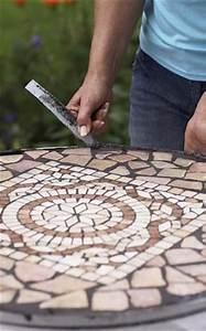 Mosaiksteine Auf Holz Kleben : ber ideen zu mosaiktisch auf pinterest mosaiktisch selber machen mosaik und mosaiksteine ~ Markanthonyermac.com Haus und Dekorationen