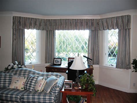 Nice Grey Fabric Over Valance Also Grey Modern Drapes For