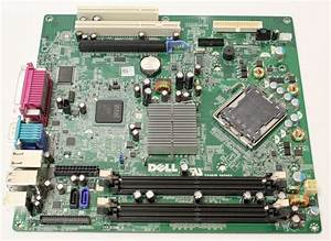 New Genuine Dell Optiplex 760 Motherboard R237r 0r237r