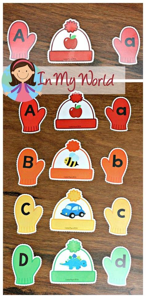 winter preschool centers in my world