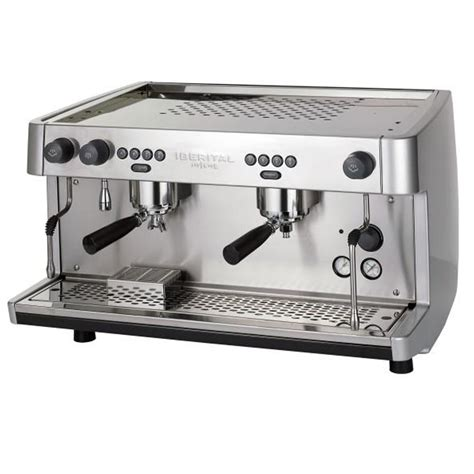 L Or Espresso Machine by Iberital Intenz 2 Fully Automatic Traditional